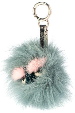 Fendi Fur Mini Lagoon Bugs Bag Charm