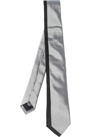 HUGO BOSS Two Tone Skinny Silk Tie