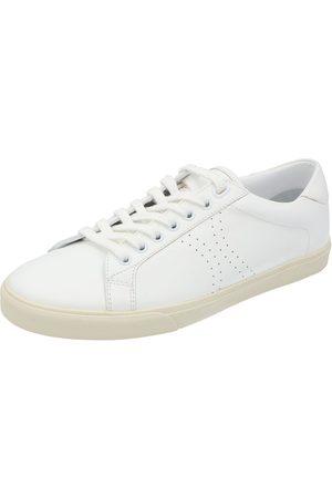 Céline White Triomphe Low Top Sneakers Size EU 40