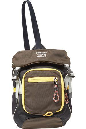 Burberry Multicolor Nylon Leo Belt Pack Bag