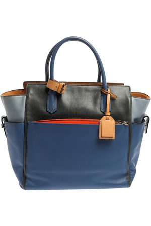 REED KRAKOFF Multicolor Leather Atlantique Tote