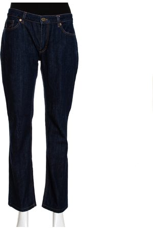 DandG D&G Indigo Denim Medium Wash Tight Fit Slimmy Jeans M