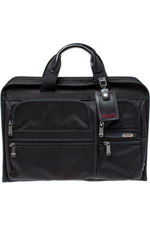 Tumi Black Nylon Gen 4.2 Organizer Portfolio Briefcase