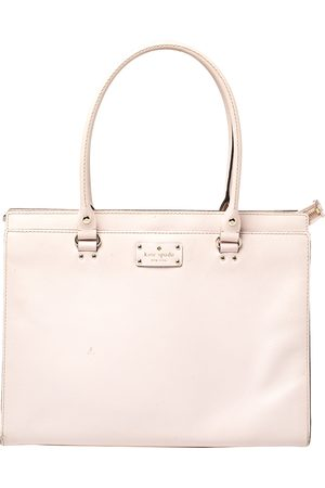 Kate Spade Blush Pink Leather Satchel