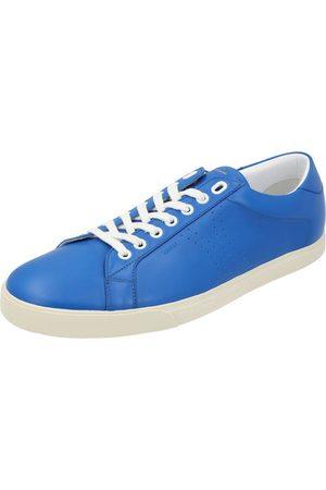 Céline Blue Triomphe Low Top Sneakers Size EU 42