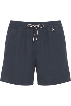 Loro Piana Men Swim Shorts - Bay Soft Tech Swim Shorts