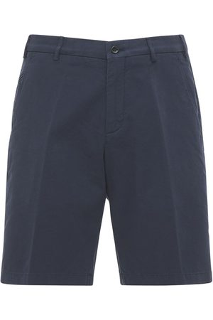 Loro Piana Men Shorts - Cotton Sport Berm Deck Shorts