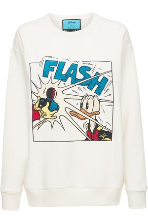 Gucci Disney X Cotton Jersey Sweatshirt