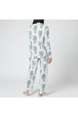 Desmond & Dempsey Women Pajamas - Women's Howie Long Set
