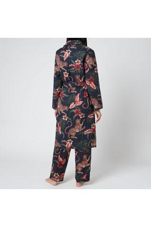 Desmond & Dempsey Women Bathrobes - Women's Soleia Robe