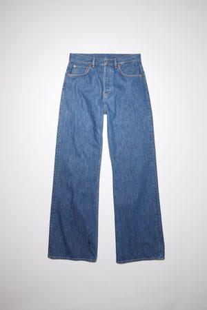 Acne Studios Bootcut - 2021F Trash Loose bootcut jeans