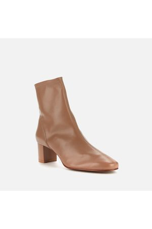 By Far Women Heeled Boots - Women's Sofia Leather Heeled Boots