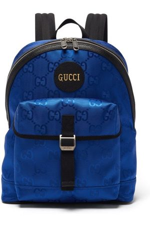 Gucci Men Rucksacks - Off The Grid Gg-jacquard Canvas Backpack - Mens