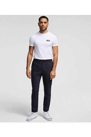 Karl Lagerfeld RELAXED TAILORED PANTS