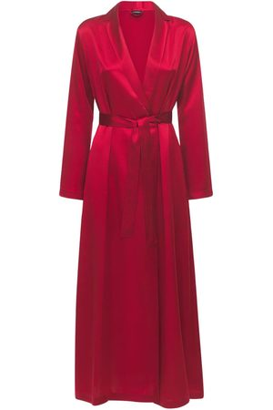 La Perla Silk Long Robe