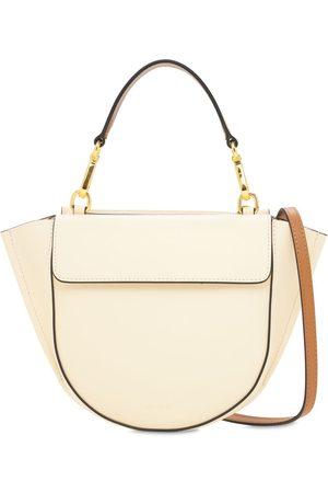 Wandler Women Shoulder Bags - Mini Hortensia Smooth Leather Bag