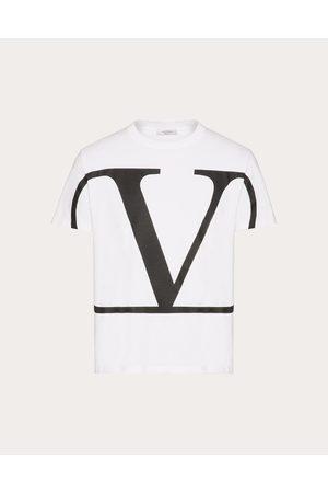 VALENTINO Men T-shirts - Vlogo Signature T-shirt Man 100% Cotone M