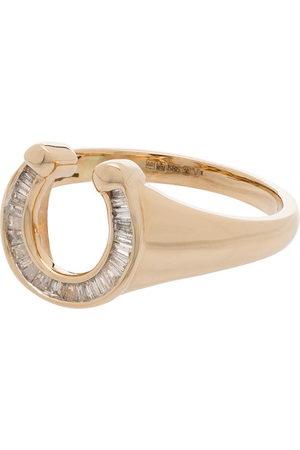 Adina Reyter Women Rings - 14kt yellow diamond stackable ring
