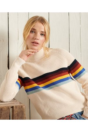Superdry Whitaker Stripe Crew Jumper