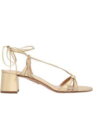 Aquazzura Sole 50 sandals