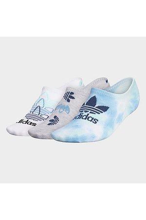 adidas Women's Originals 3-Pack Colorwash No-Show Socks in /