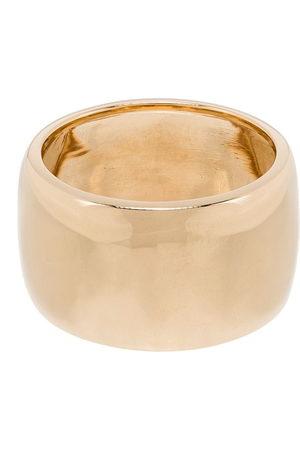 Adina Reyter Women Rings - 14kt yellow chunky band ring