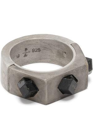 PARTS OF FOUR Rings - Sistema 3 setting ring - Metallic
