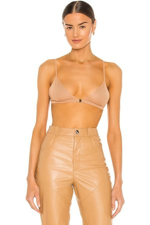 AYA MUSE Poppy Bralette in Nude.