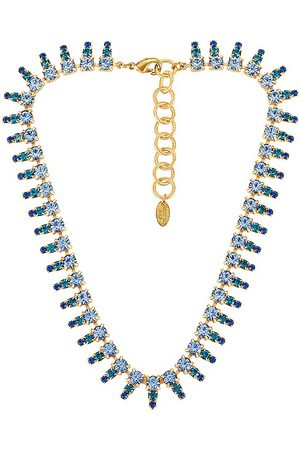 ELIZABETH COLE Izara Necklace in .