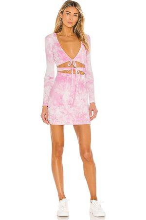 Lovers + Friends Justine Mini Dress in .