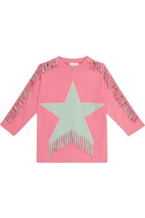 Stella McCartney Girls Casual Dresses - Organic cotton sweater dress