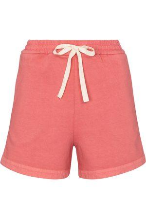 Jil Sander Women Shorts - Cotton jersey shorts