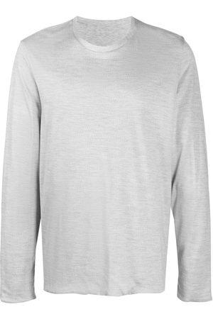 Sease Virgin wool long-sleeved pullover - Grey