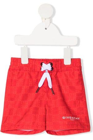 Givenchy Shorts - Logo-print shorts
