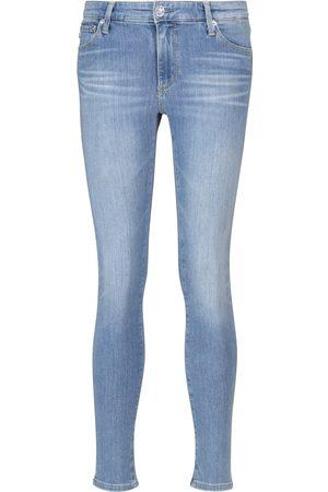 AG Jeans Women Skinny - The Legging mid-rise skinny jeans