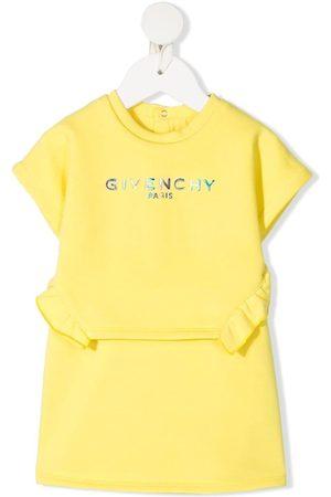 Givenchy Baby Casual Dresses - Logo-print T-shirt dress
