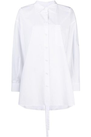 VALENTINO Women Shirts - Cape style shirt