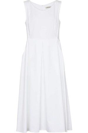Max Mara Women Midi Dresses - Pisa cotton midi dress