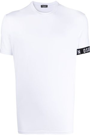 Dsquared2 Logo band short-sleeve T-shirt