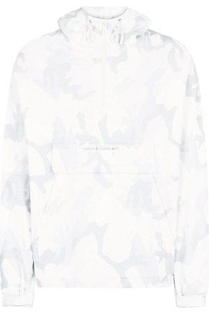 Dolce & Gabbana Abstract-print drawstring hoodie