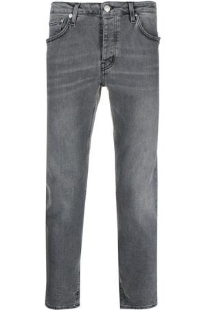 haikure Slim-fit high rise jeans - Grey