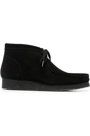 Clarks Men Boots - Wallabee suede boots