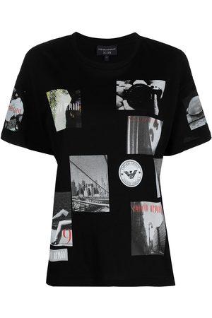 Emporio Armani Women T-shirts - Photograph-print T-shirt