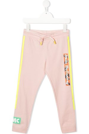 Stella McCartney Logo-print track pants