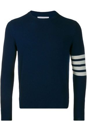Thom Browne 4-Bar cashmere jumper - 415 Navy