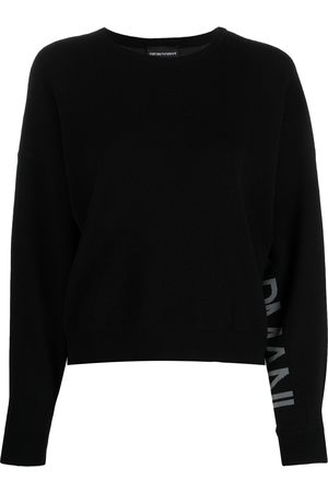 Emporio Armani Women Sweatshirts - Long-sleeve sweatshirt