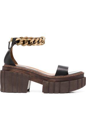 Stella McCartney Falabella platform sandals