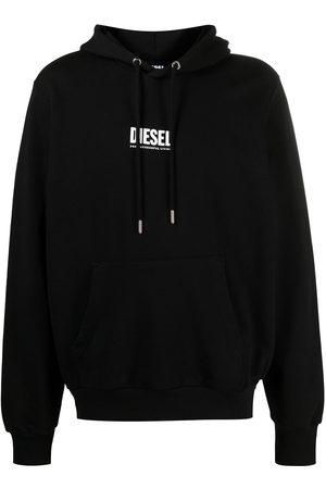 Diesel Logo-print drawstring hoodie