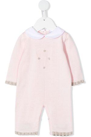 SIOLA Embroidered-detail cotton pyjamas