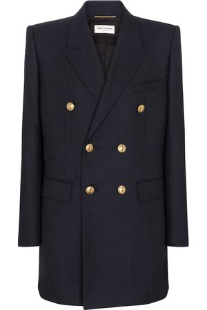 Saint Laurent Women Blazers - Wool blazer
